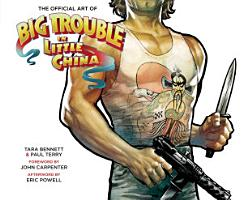 The Art Of Big Trouble In Little China PDF