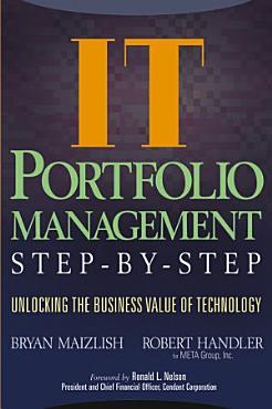 IT  Information Technology  Portfolio Management Step by Step PDF