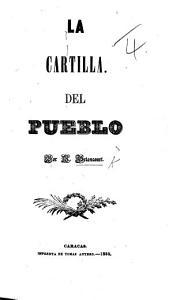 La Cartilla del Pueblo   A tract on government in the form of question and answer   PDF