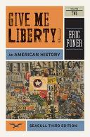 Give Me Liberty  PDF