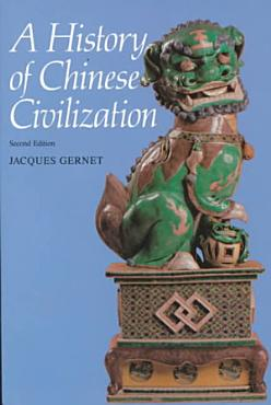 A History of Chinese Civilization PDF