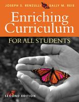Enriching Curriculum for All Students PDF