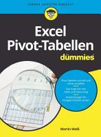 Excel Pivot Tabellen f  r Dummies PDF