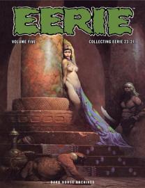 Eerie Archives Volume 5 PDF