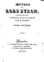 Oeuvres de Lord Byron: Le corsaire