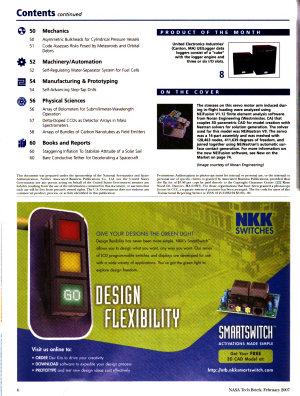 NASA Tech Briefs