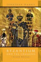 Byzantium and the Crusades PDF
