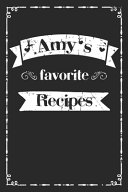 Amy's Favorite Recipes