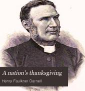 A Nation's Thanksgiving: A Psalm of Praise