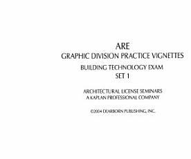 Building Technology Graphic Mock Exam Set PDF