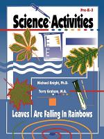 Science Activities: The Leaves Are Falling in Rainbows