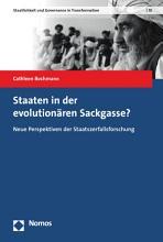 Staaten in der evolution  ren Sackgasse  PDF