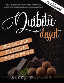 Diabetic Dessert Cookbook Book PDF