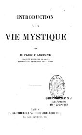 Introduction à la vie mystique