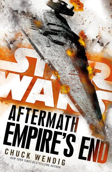 Star Wars  Aftermath  Empire s End
