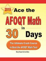 Ace the AFOQT Math in 30 Days
