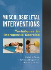 Musculoskeletal Interventions: Techniques for Therapeutic Exercise