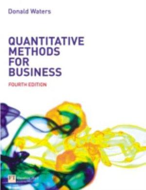 Quantitative Methods for Business PDF