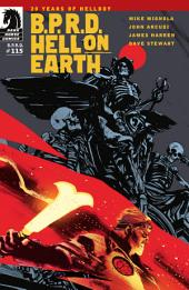B.P.R.D. Hell on Earth #115
