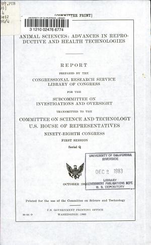 Animal Sciences PDF