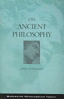 On Ancient Philosophy PDF
