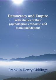 Democracy and Empire PDF