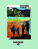 Yellowstone  Eye of the Grizzly PDF