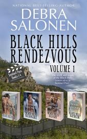 Black Hills Rendezvous Boxed Set: Black Hills Rendezvous, Volume 1 (Books 1-4)