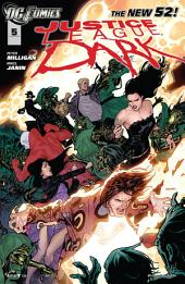 Justice League Dark (2011-) #5