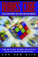 Rubiks Cube Solution Book for Kids and Beginners PDF