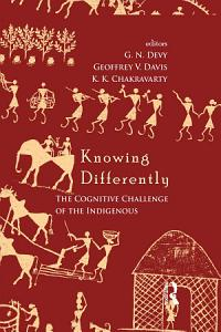 Knowing Differently Book