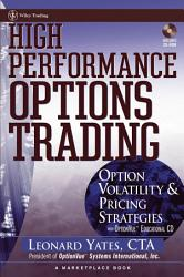 High Performance Options Trading Book PDF
