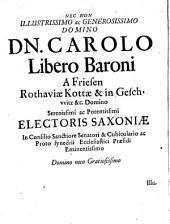 Ambræ historiam ad omnipotentis Dei gloriam, et hominum sanitatem. Exhibet, Justus Fidus Klobius D in Academ. Witteb