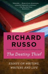 The Destiny Thief Book