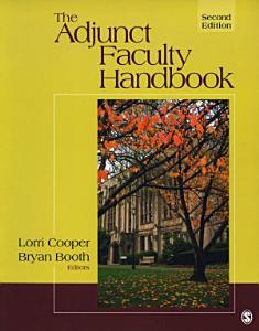 The Adjunct Faculty Handbook Book