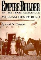 Empire Builder in the Texas Panhandle PDF