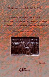 Théâtre espagnol du Siècle d'Or: Textes français de Jean Gillibert