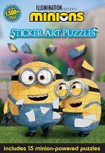 Minions: Sticker Art Puzzles