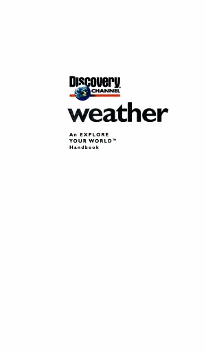 Discovery Channel Weather
