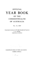 Official Year Book of the Commonwealth of Australia No  53  1967 PDF