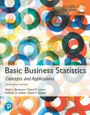 Basic Business Statistics  Global Edition