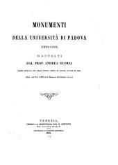 Monumenti della Universita de Padova, 1222-1318