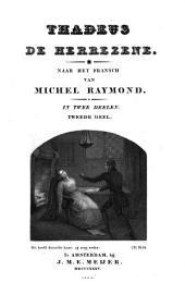 Thadeus de herrezene: Volume 2