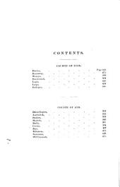 The new statistical account of Scotland: Volume 17