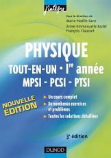 Physique tout en un 1re ann  e MPSI PCSI PTSI   3e   d  PDF