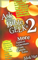 Ask the Bible Geek 2