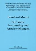Fair Value Accounting und Anreizwirkungen PDF