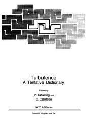 Turbulence: A Tentative Dictionary