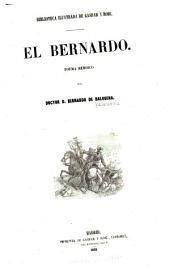 El Vernardo: poema heroico del doctor d. Bernardo de Balbuena