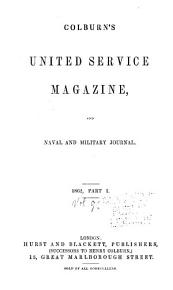 The United Service Magazine PDF